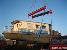 Werft für Schiffe und Boote in Schleswig-Holstein und Kiel
